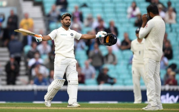 Rishabh Pant Proves He Belongs In Test Cricket With Gutsy ...
