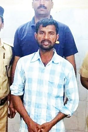 RPF Arrests Pervert Who Masturbated