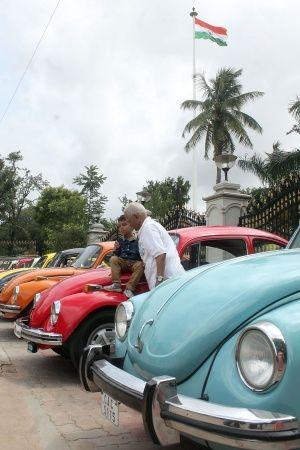 Volkswagen Beetle car Nazi Germany US Sales Mexico diesel emission tests