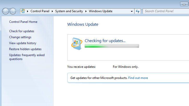 windows 7 update support extended till 2023