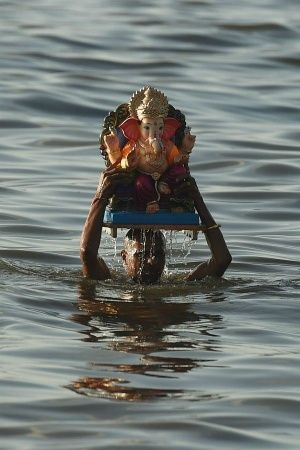 Yavatmal district Maharashtra Ganesh idol Muharram Hindus Muslims