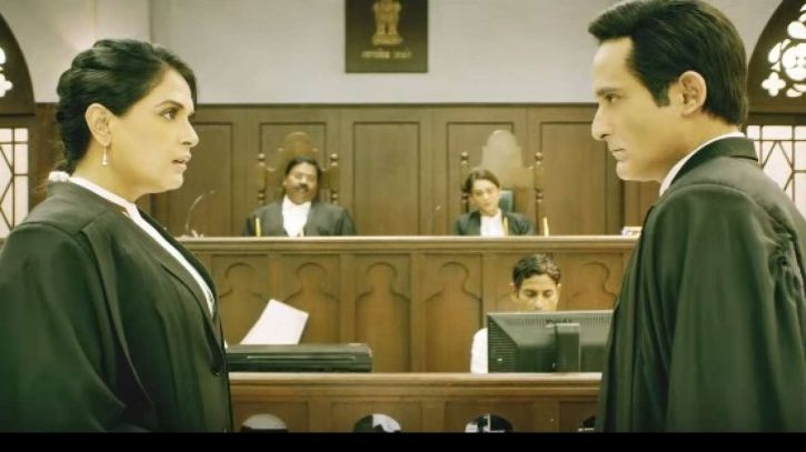 Richa Chadha Raises A Valid Question, Asks Why We Call Rape 'Izzat Lootna' Or 'Naak Katna'