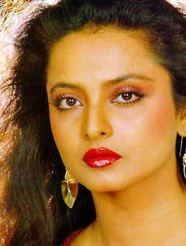 Rekha old bollywood actress reply