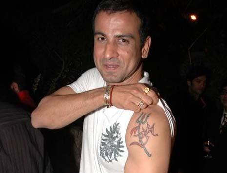 10 Beautiful Bollywood Stars Their Tattoos – SheIdeas  |Ajay Devgan Shiva Tattoo Designs