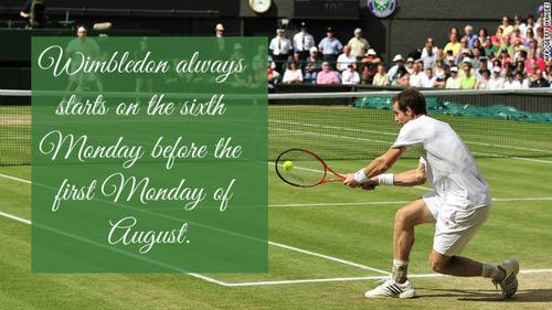 Facts About Wimbledon Tennis - image 4