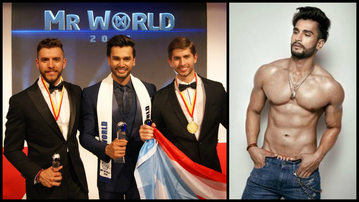 New Hindi Movei 2018 2019 Bolliwood: 15 Pictures Of Mr World 2016 Rohit Khandelwal That Will