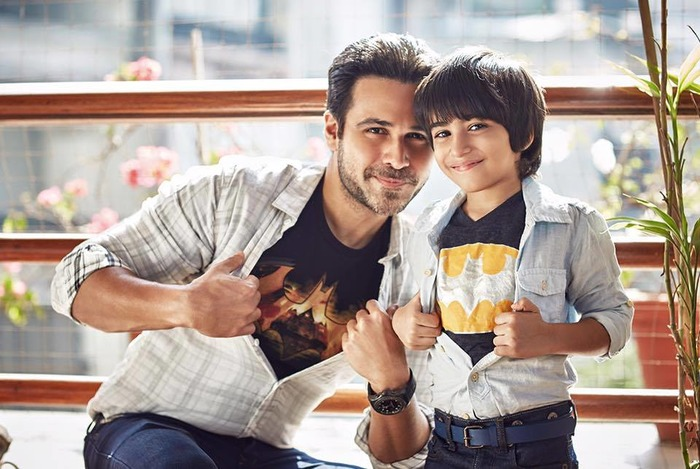 Emraan hashmi 39 s son ayaan debuts in a video titled kids for Ayaan indian cuisine