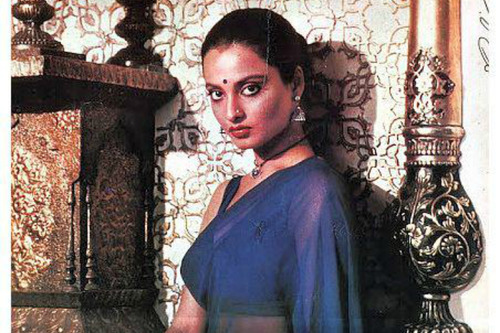 Rekha Is Actor Gemini Ganesan And Actress Pushpavalli S: Rekha's Life Beyond Amitabh Bachchan And Two Failed