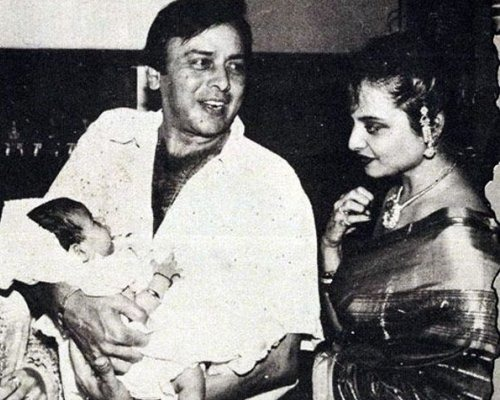 Gemini Ganesan Controversial Life Photos: Rekha's Life Beyond Amitabh Bachchan And Two Failed