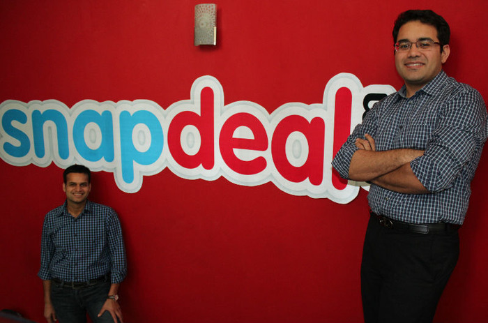 Snapdeal Founders To Take 100% Pay Cut, Firm Commences Layoffs