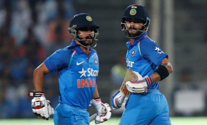 First ODI: Centurions Kohli, Jadhav Star In India's Win