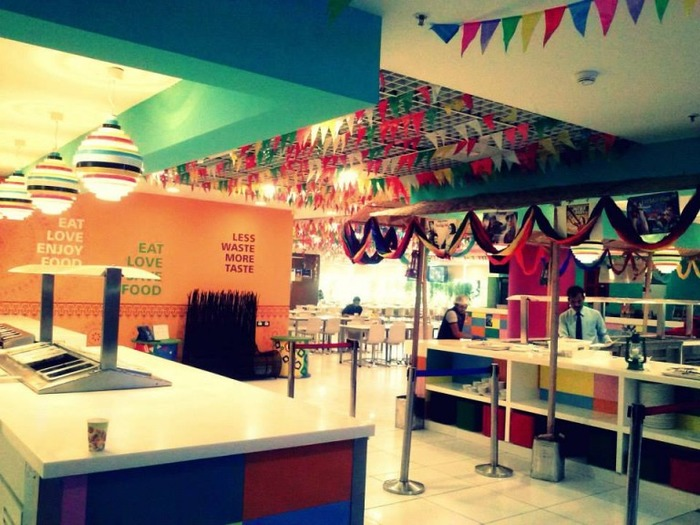 These Coolest Office Cafeterias Will Make You Feel Really Hungry