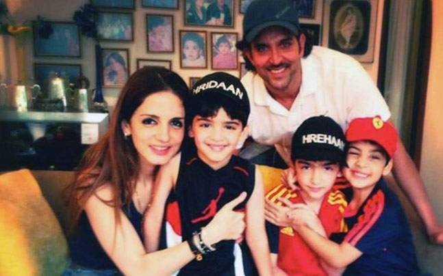 6 Instances That Made Us Think That Hrithik-Sussanne Might Reconcile