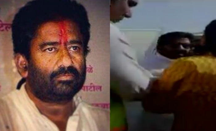 Shiv Sena MP Punches, Assaults Air India Manager With Slippers
