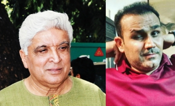 I Take Back My 'Harsh' Words On Sehwag: Javed Akhtar