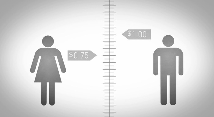 According To A Latest Study, Women Earn Less Than