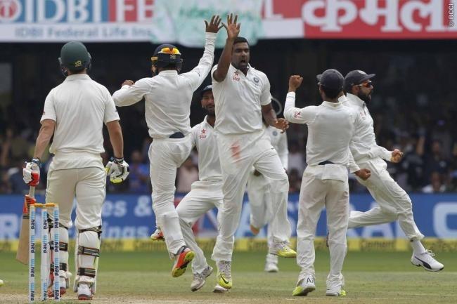India Beat Australia To Level Series