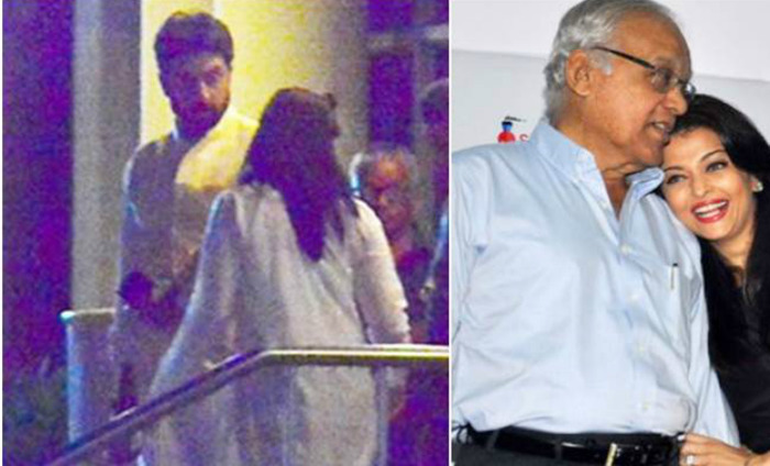 Aishwarya Rai Bachchan's Father Hospitalised