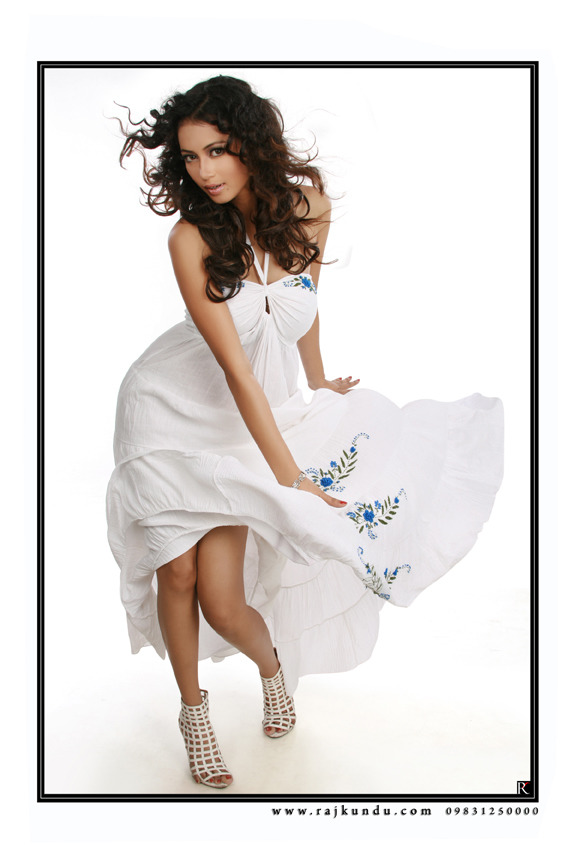 Kingfisher Models 2012 Sharmistha Chakra - A ...