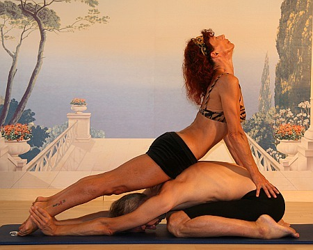 couple yoga postures  indiatimes