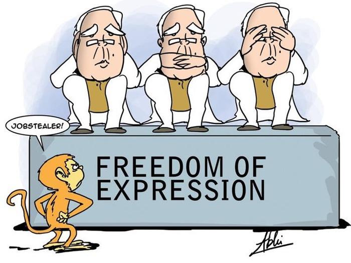 Gautam Gambhir controversy: Freedom of expression- A one way traffic