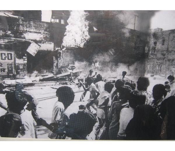 1984 Anti Sikh Riots In Pics Indiatimes Com
