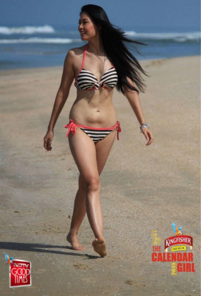 Kingfisher Calendar Girls Indiatimes Com