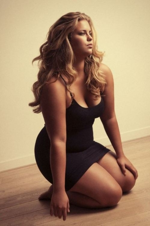 Size 14 US Denise Bidot is the first plus-size model that walked the runway at New York Fashion Week – the brunette beauty recently opened up about the term plus-size, padding and body image.