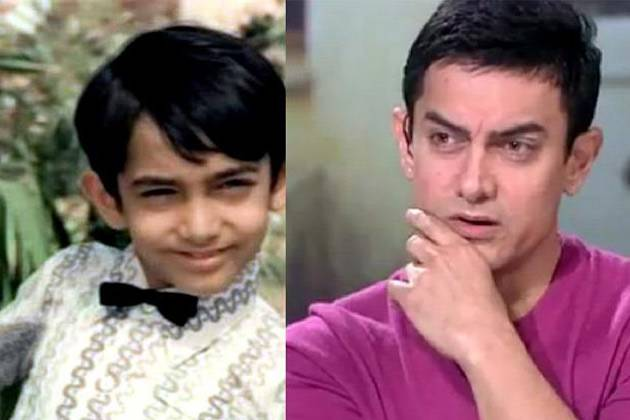 Child Actor/actress In Bollywood