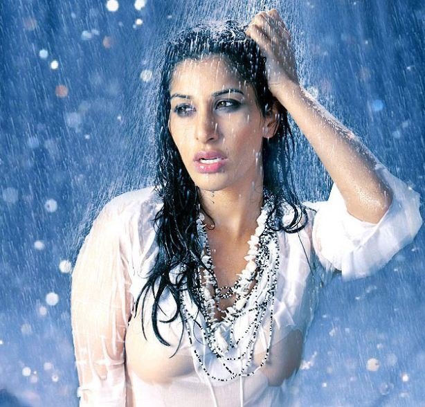 Beautiful Indian wet bhabhi
