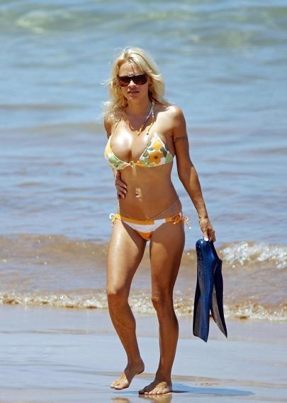 Pamela Anderson's Hot Photos