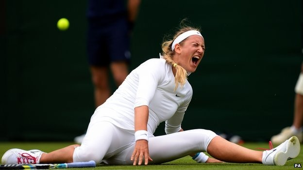 Tennis Players OOPS Moments Pics Photos Images Gallery ...