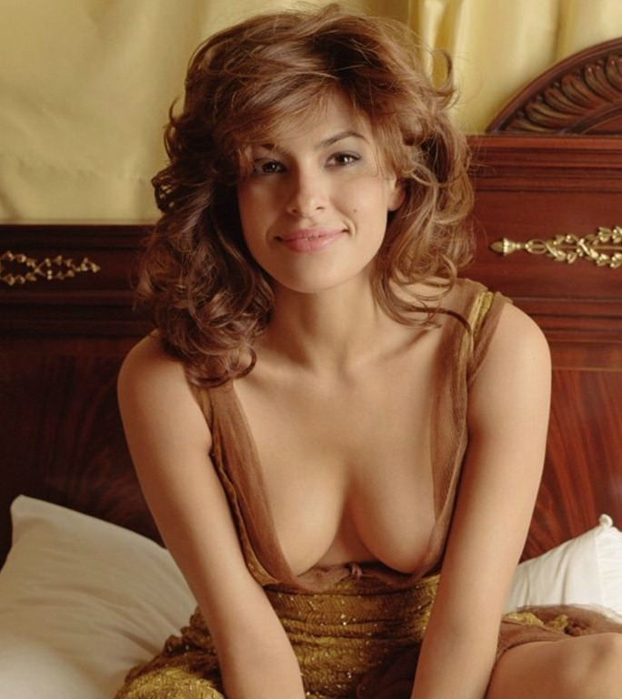 Eva Mendes Nude Pictures 119