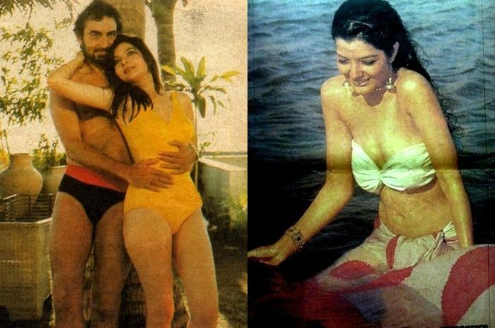 Old bollywood bikini, four handed masturbation movies