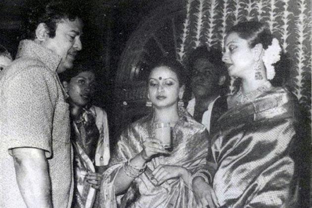 Download Mahanati Savitri Real Life Family And Unseen: Gemini Ganesan Controversial Life Photos