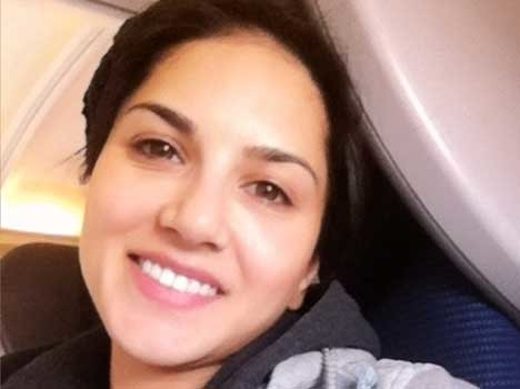 Sunny leone without makeup pictures
