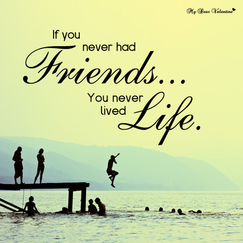 Best Quotes Ever About Friendship Enchanting Best Friendship Quotes Ever  Indiatimes
