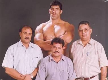 Great khali family indiatimes 55 voltagebd Images