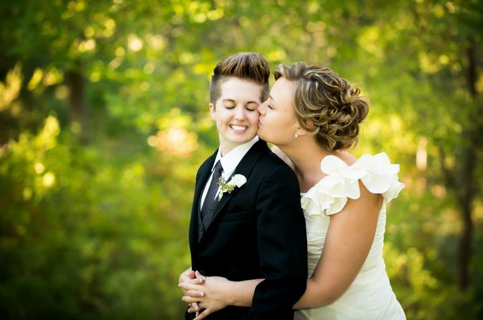 Congratulate, the Most inspiring lesbian couples