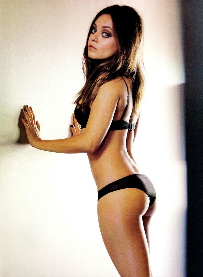 Mila Kunis Latest Hot Photo
