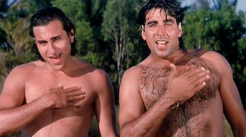 Image result for akshay kumar chest hair