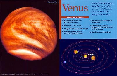 Planet Venus Indiatimes Com