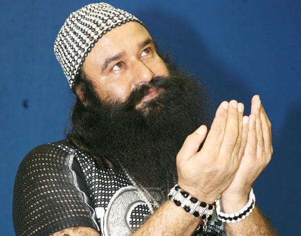 gurmeet ram rahim singh unseen photos photos indiatimescom