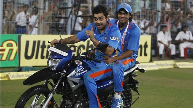 Funny photos of cricketers Photos - Indiatimes.com