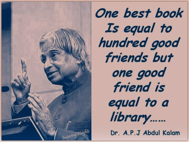 Best Inspirational Quotes By Abdul Kalam: APJ Abdul Kalam's Inspirational Quotes Photos
