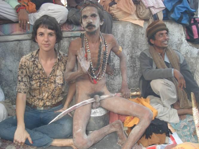 60 >> Naga Baba - Indiatimes.com