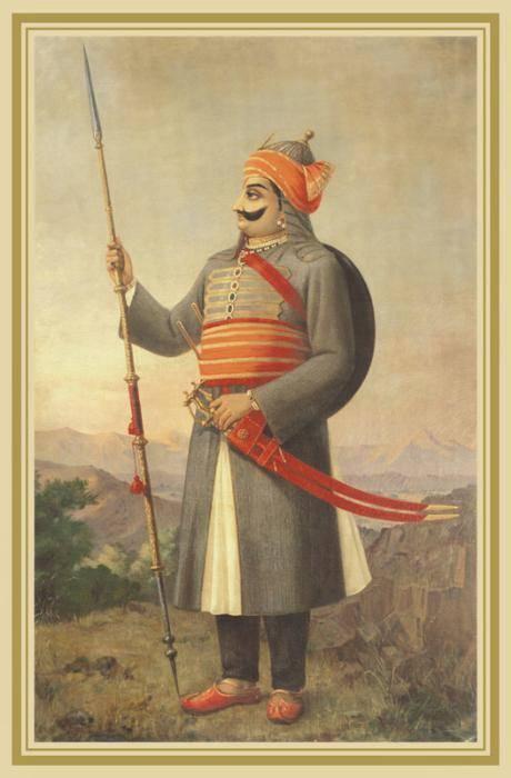 Maharana Pratap HD Wallpaper - Indiatimes.com
