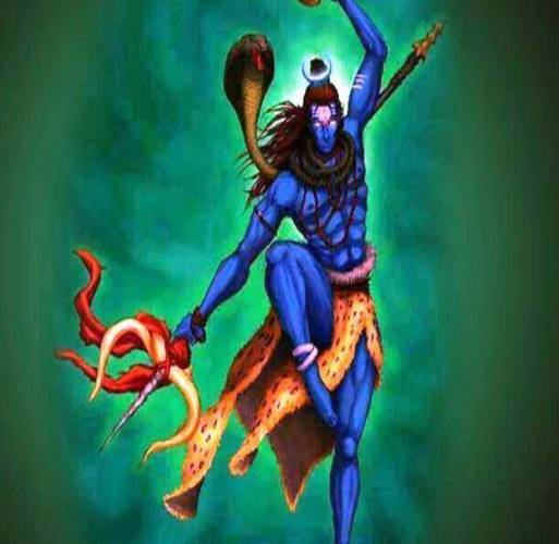 animated pics of lord shiva
