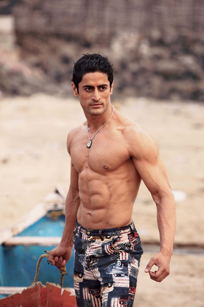 Mohit raina is dating who