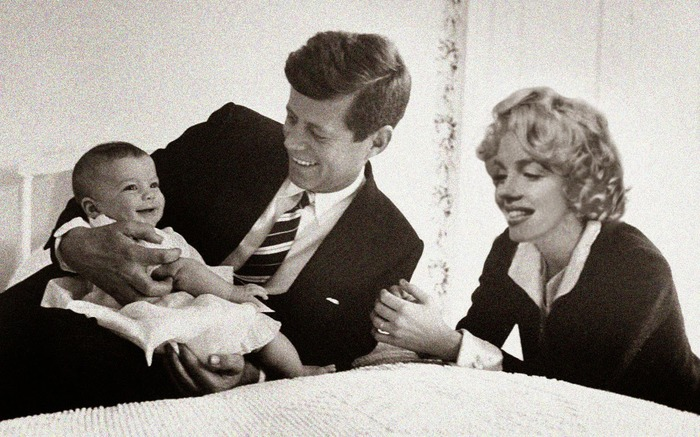 marilyn and john kennedys relationship